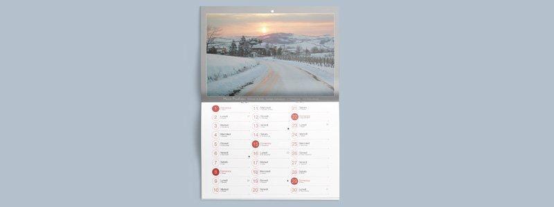Calendario Personalizzato Con Foto 2020.Calendari Da Parete 2020